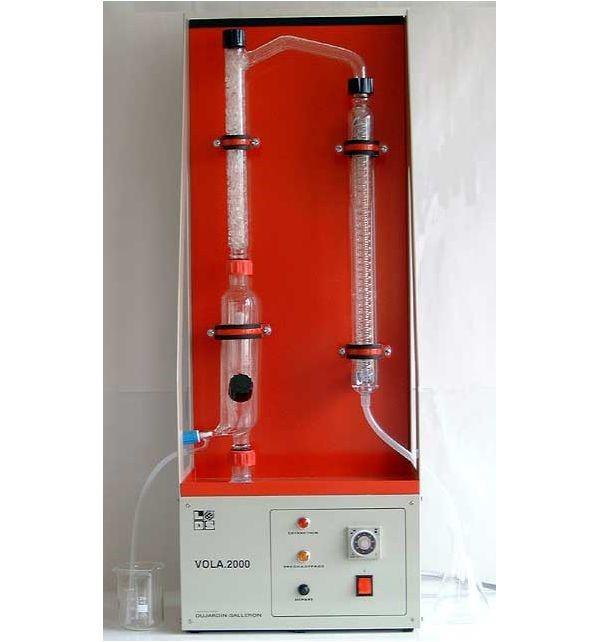 Автоматический экстрактор Vola 2000