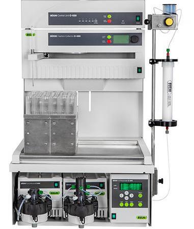 Системы флэш-хроматографии Sepacore®