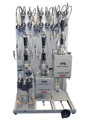 PPR система параллельных реакторов