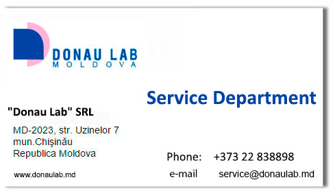Donau Lab S.R.L. Service