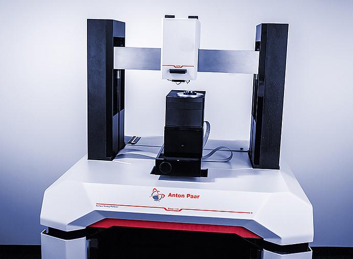 Nano Tribometer (NTR³)