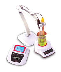 pH-metre si Termometre